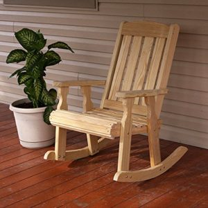 Marvelous The 4 Best Heavy Duty Outdoor Rocking Chairs For Big People Ncnpc Chair Design For Home Ncnpcorg